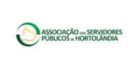 Logo Associação dos servidores publicos de hortolandia